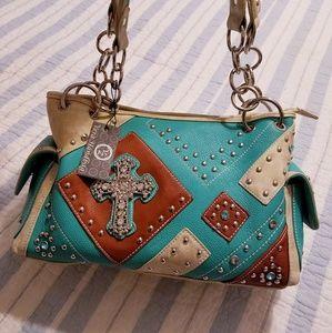 Handbags - 🐴Western Embellished Purse